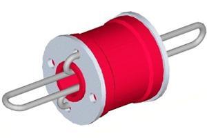 Resilmount A50R sound isolation hanger