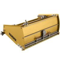 10 inch high capacity finishing box designed to hold large amounts of joint compound