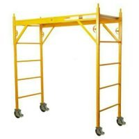 6' 660 Classic Scaffold with 5 foot PIC-5 Casters