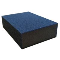 medium/fine grit sanding sponge