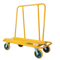 Drywall Cart Welded with 3000 lbs. Load Capacity