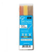 Tuff Marking Pencil Color Leads 10 Pack